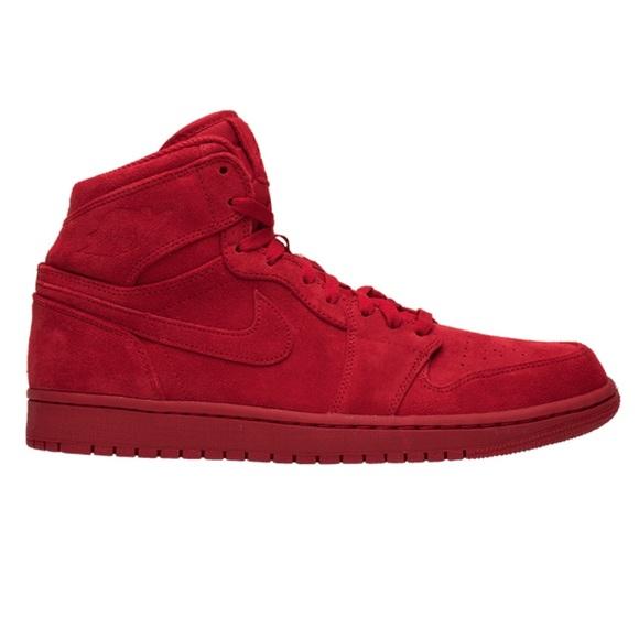 "size 40 35bef cc967 Air Jordan 1 🔴 Retro High ""Red Suede"" w/Box"